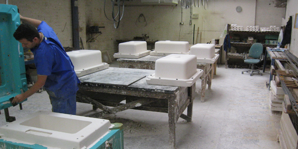 Mould making