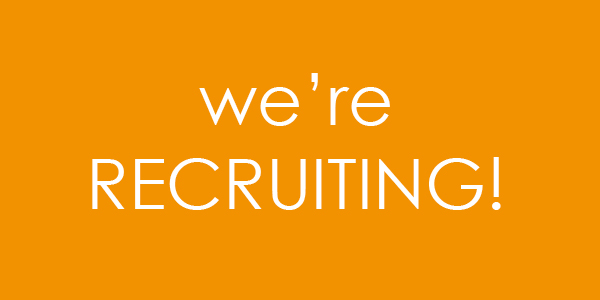 We're recruiting IFE