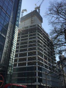 100 Bishopsgate, London City, Brookfield, Interface Facade engineering, Facade Engineering London
