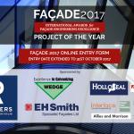 Rewarding facade engineering excellence