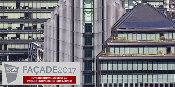 1 New Street Square shortlisted for awards