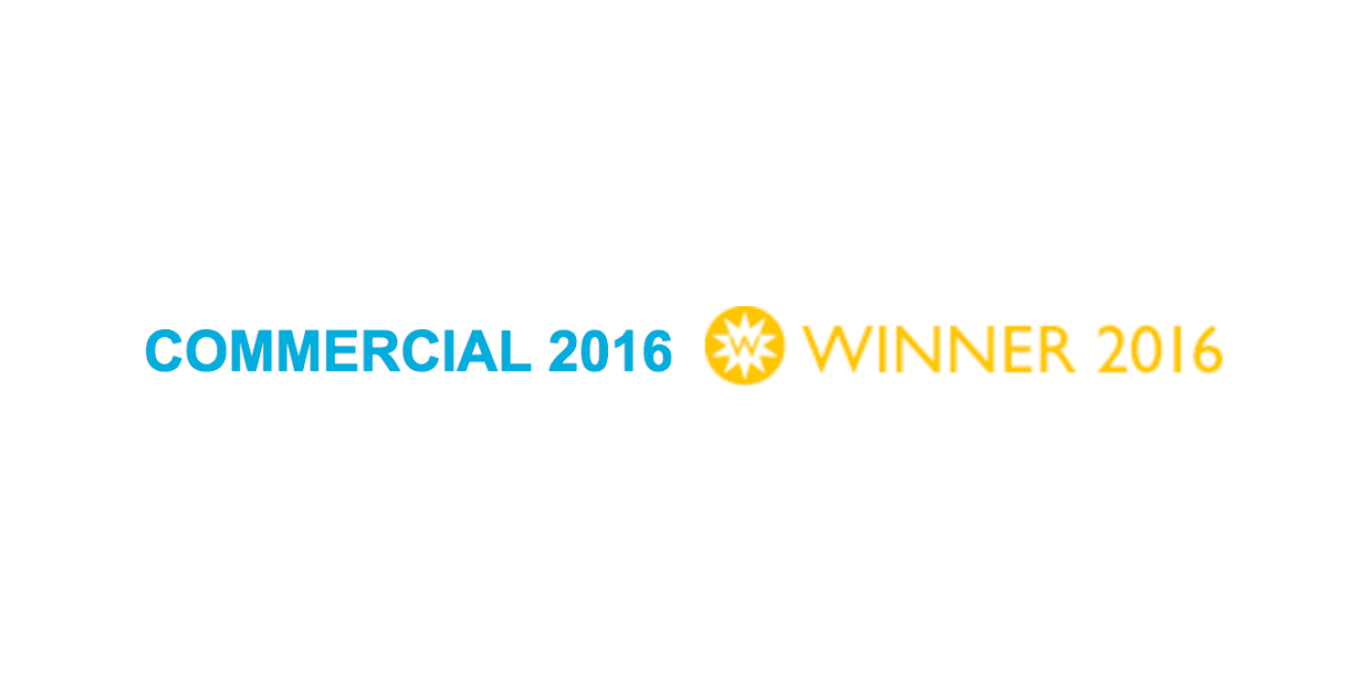 1 New Street Square has won the 2016 WAN Commercial Award!